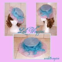 Loli Wrapper Mini Madhatter by EveElle