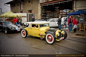 classic rod roadster by AmericanMuscle