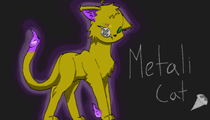 Metali-CAT by PenelopeXdg