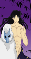 Sexy Naraku by HallowShell15
