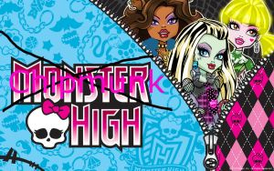 Chipettes Monster High Style :D by MrsEmilySeville