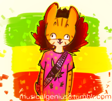 Whoa, I Can See ALL the Colors by MusikalGenius