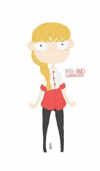 Poland by EmilianaYomi