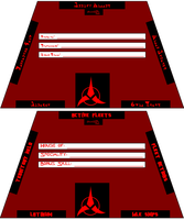 House of Klingons Mantles by SovietHybrid