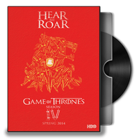 Game Of Thrones Season 4 House Lannister by Natzy8