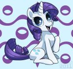 MLP-Rarity by Skdaffle