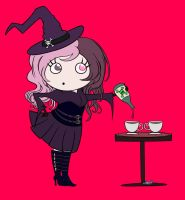 Witch Neo by Dragon-flame13