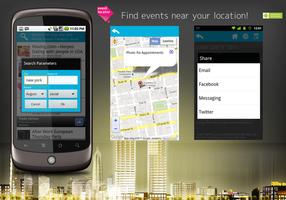 Event Locator promo by tihoroot