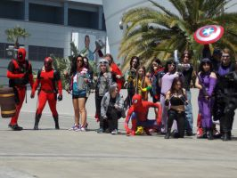 AX2014 - Marvel/DC Gathering: 122 by ARp-Photography