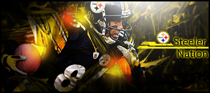 #Steeler Nation by ChronicGraphics