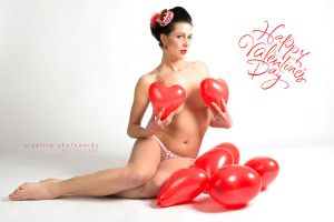 Happy Valentines Day by creativephotoworks