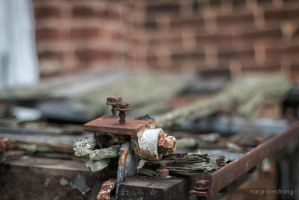 Rust 2 Bolt by hargrovestrong