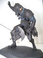 Custom Anti-Batman SWAT by usn1