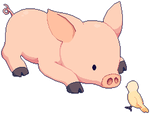 and pigs will fly by snuffnut