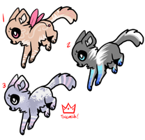 Adopts Set 6 .:CLOSED:. by The-adopt-train