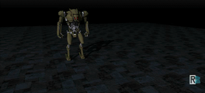 One more SketchyPhysics biped thing WIP by raskayu77