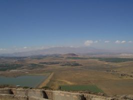 View from the Golan Heights by Verdandi36