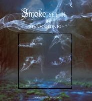 smoke set II by starscoldnight by StarsColdNight