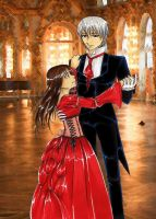 + ZeKi : Shall We Dance ? + by Lili-ve