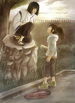 Spirited Away by SpiritedAwayClub