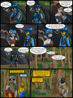 Hunters and Hunted Ch 4 Pg 38 by Saronicle