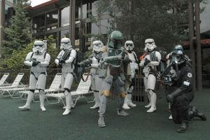 Stormtroopers by aa7ae