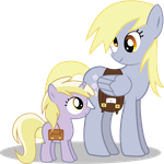 Like Mother like Daughter by Chubble-munch