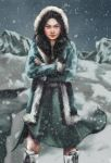 Snow girl final by Jungshan