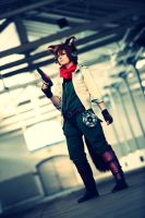 Fox McCloud by SophieRiis