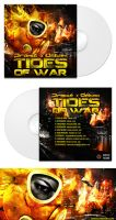 Tides Of War Album Art by blacklabelwood