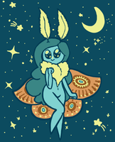 stary moth by lazy-spoon
