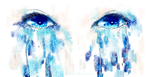 Crying by toumin