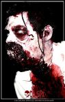 zombie undead by LAUTREAMONTS