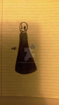 W.D. Gaster by Mcedgebro