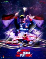Rio Haryanto by scrfaceunited