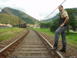 Railroad photography 1 by latuff