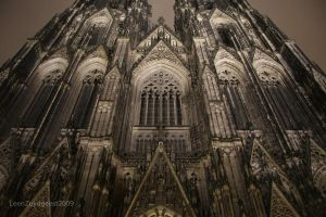 Cologne cathedral by LeenZuydgeest