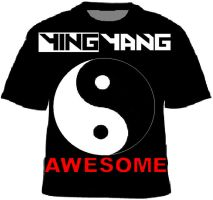 Ying Yang awesome by TigerJ15
