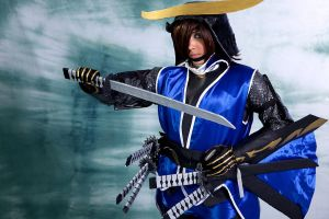 Date Masamune: Watch out by LovelessXSpirit