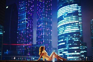 moscow by Vurtov