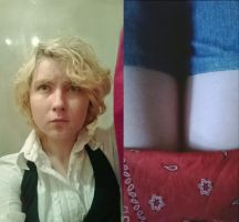 Enjolras by LeaLeigh