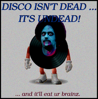 UNDEAD DISCO by paradigm-shifting