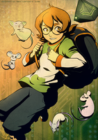 Pidge by SolKorra