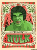 Incredible Hulk by roberlan