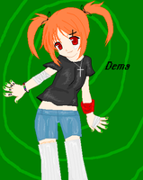 Dema by Dani-Chan2