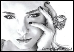 Hayden Panettiere by Dutch-Carmen