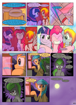 MLP FIM STARS Chapter-4 Stickers Page-43 by MultiTAZker