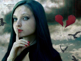 Heart Out On Display by one-epidemic