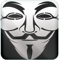 Anonymous Icon by Msbermudez by Msbermudez
