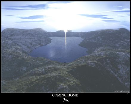 Coming home - the welcoming by TheSilencing